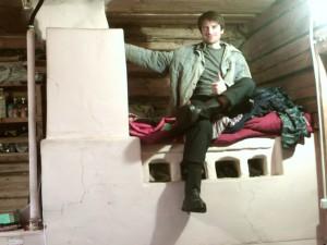 Губанищев Александр в Дивеево