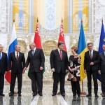 Путин и Порошенко! Кто с кем?