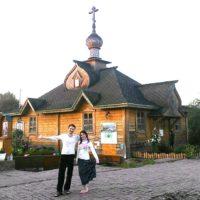 Иван-чаевские выходные в Дивеево