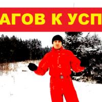 8 шагов к успеху от участника всеросийского конкурса «Лидеры России»